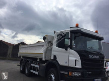 Scania P 360 truck used two-way side tipper
