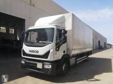Camion Iveco Eurocargo 140 E 28 rideaux coulissants (plsc) occasion