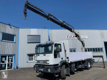 Camion Iveco Eurotech 190E34 plateau ridelles occasion