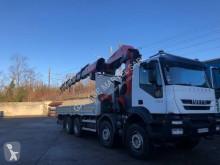 Kamion plošina bočnice Iveco Trakker 450