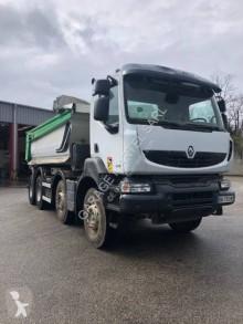 Lastbil lastvagn bygg-anläggning Renault Kerax 480 DXI