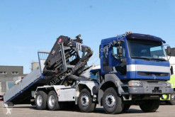 Camion Renault Kerax 420 polybenne occasion