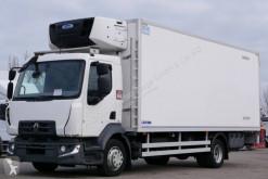 Lastbil Renault D-Series kylskåp multi-temperatur begagnad