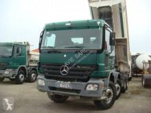 Lastbil lastvagn bygg-anläggning Mercedes Actros 4141