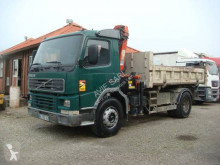 Volvo FM7 truck used construction dump