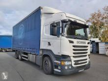 Camion Scania R 450 rideaux coulissants (plsc) occasion