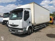 Camion Renault Midlum 180.12 DXI furgone plywood / polyfond usato