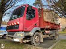 Lastbil DAF LF55 55.220 dubbel vagn begagnad