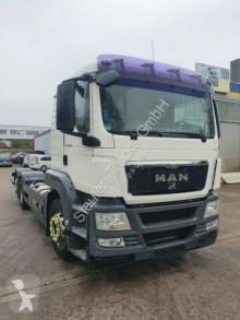 Camion telaio MAN TGS TGS 26.360 FLL 6X2 ADR Fgst GAS Intarder