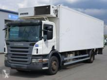 Camion frigo Scania P P230*Euro4*Frigoblock FK25*Schalter*LBW*Klima*