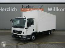 Camion furgone MAN TGL TGL 8.190 BL*Saxas Koffer*LBW*Klima*3 Sitze*AHK