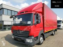 Kamion savojský Mercedes Atego Atego 816 /Ladebordwand/Seitentür/Rück