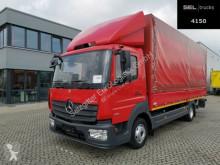 Camion savoyarde Mercedes Atego Atego 816 / Ladebordwand / Seitentür