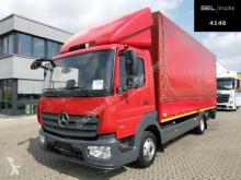 Camion savoyarde Mercedes Atego Atego 816 /Ladebordwand/Seitentür/Rück