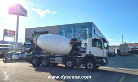 Kamión betonárske zariadenie domiešavač DAF CF 410