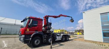 Mercedes hook lift truck Arocs 3243 KN