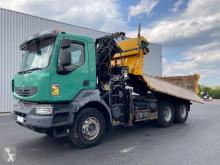Kamion dvojitá korba Renault Kerax 410.26
