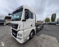 Camion porte containers MAN TGX 18.480