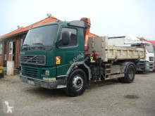 Volvo FM7 truck used two-way side tipper