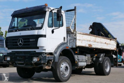 Camion Mercedes AK 1824 ribaltabile trilaterale usato