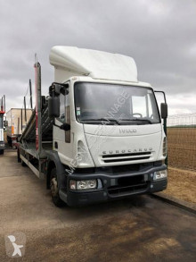 Iveco Eurocargo 120 E 18 tector truck used car carrier