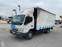 Camion Mitsubishi Fuso 9C18 rideaux coulissants (plsc) occasion