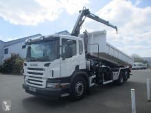Lastbil Scania P 400 CB flerecontainere brugt