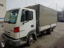 Camión Nissan Atleon 110.35 lona corredera (tautliner) usado