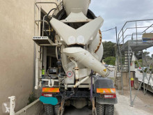 Teherautó Volvo FMX 410 használt betonkeverő beton