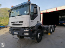 Camion Iveco Trakker 260 T 36 châssis occasion
