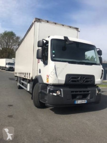 Camion Teloni scorrevoli (centinato) Renault Gamme D WIDE 320.19 DXI