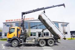 Kamion dvojitá korba Renault
