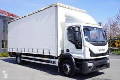 Kamión plachtový náves Iveco Eurocargo ML 100 E 15