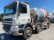 DAF CF85 410 truck used concrete mixer