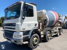 Lastbil DAF CF85 410 beton cementmixer brugt