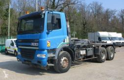 DAF CF85 430 truck used hook lift