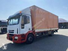 Camión lona corredera (tautliner) Iveco Eurocargo 140 E 25