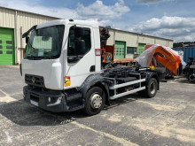 Renault D-Series 210.12 DTI 5 truck used hook lift