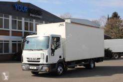 Kamión Iveco Eurocargo Iveco Eurocargo 75E16 Koffer + LBW dodávka ojazdený