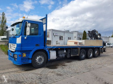 Camion Mercedes Actros 3236 plateau occasion