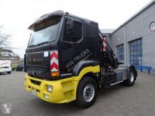 Cabeza tractora Renault Kerax usada