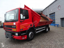 DAF 75CF-290 / / TIPPER / MANUAL / / 1998 truck used tipper