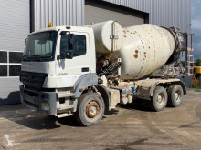 Mercedes Axor 3340 truck used concrete mixer