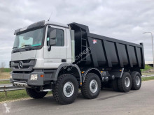 Camion benne Mercedes Actros