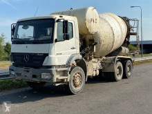Mercedes Axor truck used concrete mixer
