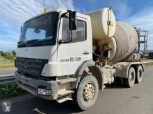 Mercedes Axor truck used concrete mixer