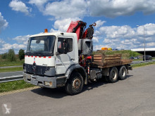 Camion Mercedes Axor plateau occasion