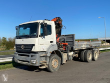Camion Mercedes Axor 3340 plateau occasion