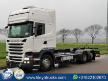 Scania R 410 truck used BDF