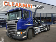 Camion Scania G 450 polybenne occasion